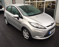 USED 2011 11 FORD FIESTA 1.25 EDGE THIS VEHICLE IS AT SITE 2 - TO VIEW CALL US ON 01903 323333
