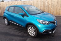 USED 2014 RENAULT CAPTUR 1.5 DYNAMIQUE MEDIANAV ENERGY DCI S/S 5d 90 BHP, FREE ROAD TAX
