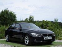 USED 2012 12 BMW 3 SERIES 2.0 320D EFFICIENTDYNAMICS 4d AUTO 161 BHP