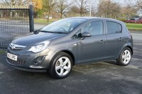USED 2013 13 VAUXHALL CORSA 1.4 SXI AC 5d 98 BHP Part Exchange Welcome