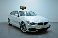 2014 BMW 4 SERIES 2.0 420D SPORT GRAN COUPE 4d 181 BHP £12795.00