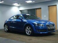 USED 2009 59 AUDI TT 2.0 TDI QUATTRO 3d 170 BHP++++EXCULISIVE COLOUR++++