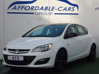 2013 VAUXHALL ASTRA 1.7 ACTIVE LIMITED EDITION CDTI 5d 110 BHP £6250.00