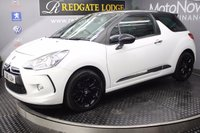 USED 2011 61 CITROEN DS3 1.6 DSPORT 3d 155 BHP