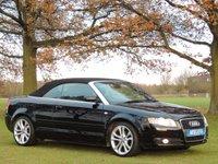2007 AUDI A4 2.0 TDI 2d 141 BHP £4690.00