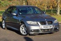 USED 2010 60 BMW 3 SERIES 2.0 318D M SPORT 4d AUTO 141 BHP