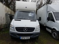 USED 2012 12 MERCEDES-BENZ SPRINTER 2.1 313 CDI LWB 1d 129 BHP PRICE IS NEGOTIABLE READY FOR WORK