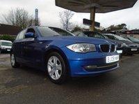 USED 2008 08 BMW 1 SERIES 2.0 118D SE 5d 141 BHP