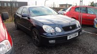 USED 2000 X LEXUS GS 3.0 300 SE 4d AUTO 219 BHP * GREAT VALUE AT OUR LOW PRICE  *