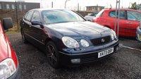 2000 LEXUS GS 3.0 300 SE 4d AUTO 219 BHP £1295.00