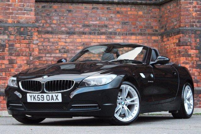 2009 59 BMW Z4 3.0 30i sDrive 2dr