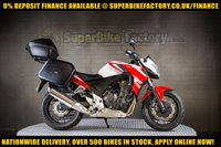 USED 2016 16 HONDA CB500 FA-F  GOOD & BAD CREDIT ACCEPTED, OVER 500+ BIKES IN STOCK