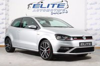 USED 2015 65 VOLKSWAGEN POLO 1.8 GTI 3d 189 BHP FVWSH/PARKPACK/ REAR CAMERA