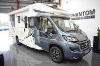 USED 2017 67 CHAUSSON DUCATO WELCOME, 2.3 Multijet 2 150