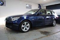 2008 BMW 5 SERIES 2.0 520D SE TOURING 5d AUTO 175 BHP £6695.00