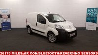 USED 2015 65 CITROEN NEMO 1.2 590 ENTERPRISE HDI Citroen owned +Low Mileage 26175 miles+Air Con+Bluetooth+Reversing Sensors+