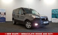 2015 FIAT DOBLO 1.3 16V SX MULTIJET 90 BHP +Facelift Model in Metallic Grey +Bluetooth Phone Connectivity and Music Streaming £5980.00