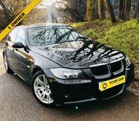 2007 BMW 3 SERIES 2.0 318D M SPORT 4d 121 BHP £4295.00