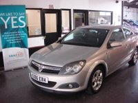 USED 2006 06 VAUXHALL ASTRA 1.4 SXI 16V TWINPORT 3d 90 BHP This rare one private owner astra petrol 3 door is finished in Metallic pannacota silver with Black leather heated seats. It is fitted with power steering, remote locking, electric windows and mirrors, air conditioning, alloy wheels, CD Stereo and more. It has had one private owner from new, and comes with a full service history consisting of 9 stamps. The current Mot runs till April 2018 when it was also serviced. We will supply it with 6 months warranty and 12 months MOT.