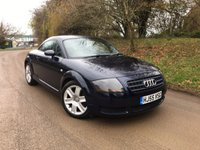 USED 2005 55 AUDI TT 1.8 T 3d AUTO 177 BHP PLEASE CALL TO VIEW