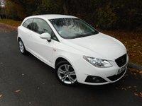 USED 2012 12 SEAT IBIZA 1.4 SE COPA 3d 85 BHP