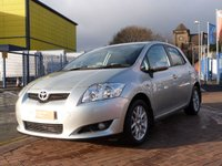 USED 2007 57 TOYOTA AURIS 1.6 TR VVT-I 5d 122 BHP AIR CONDITIONING ~ FULL SERVICE HISTORY ~ ALLOYS