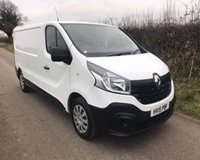 2015 RENAULT TRAFIC 1.6 LL29 BUSINESS DCI S/R P/V 1d 115 BHP £8995.00
