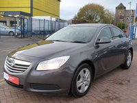 USED 2010 10 VAUXHALL INSIGNIA 1.8 EXCLUSIV 5d  FULL SERVICE HISTORY ~ CLIMATE CONTROL ~ CRUISE CONTROL ~ AIR CONDITIONING