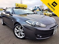 USED 2008 57 HYUNDAI S-COUPE 2.0 SIII 3d 141 BHP! p/x welcome! ELECTRIC SUNROOF! HEATED LEATHER SEATS! 2F/KEEPERS! 41K MILES! CRUISE & CLIMATE CONTROL! FULL SRVC HISTORY! NEW MOT & SRVC! 2 F/KEEPERS+ELECTRIC SUNROOF+HEATED LEATHER SEATS+CRUISE&CLIMATE CONTROL+FULL S-HIST+NEW MOT & SRVC!