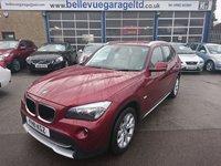2011 BMW X1 2.0 XDRIVE20D SE 5d AUTO 174 BHP £SOLD