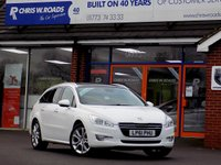 USED 2012 10 PEUGEOT 508 1.6 ACTIVE SW E-HDI FAP 5d 112 BHP
