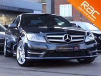 USED 2012 62 MERCEDES-BENZ C CLASS 2.1 C250 CDI BLUEEFFICIENCY AMG SPORT 2d AUTO 204 BHP