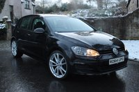 USED 2014 64 VOLKSWAGEN GOLF 1.6 S TDI BLUEMOTION TECHNOLOGY 5d  AC - Bluetooth