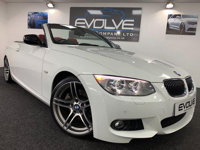 2013 62 BMW 3 SERIES 3.0 330D SPORT PLUS EDITION 2d AUTO 242 BHP