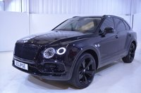 USED 2016 66 BENTLEY BENTAYGA 6.0 W12 5d AUTO 600 BHP