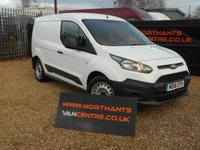 2016 FORD TRANSIT CONNECT VAN, 1.6 200 P/V 5d 94 BHP £8990.00