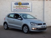 USED 2014 64 VOLKSWAGEN POLO 1.0 SE 5d 60 BHP One Owner Dealer History DAB 0% Deposit Finance Available
