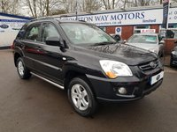 USED 2009 59 KIA SPORTAGE 2.0 XS CRDI 5d AUTO 138 BHP 0% FINANCE AVAILABLE ON THIS CAR PLEASE CALL 01204 317705
