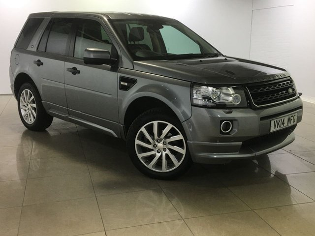View our 2014 14 LAND ROVER FREELANDER 2.2 TD4 DYNAMIC 5d AUTO 150 BHP