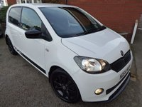 2015 SKODA CITIGO 1.0 MONTE CARLO 5d 59 BHP Sporty Bargain With Sat Nav & Bluetooth Included £6000.00