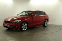 2012 BMW 1 SERIES 1.6 118I SPORT 5d 168 BHP £SOLD