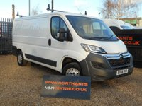 USED 2014 64 CITROEN RELAY 2.2 35 L2H1 HDI 5d 130 BHP EX COUNCIL