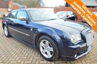 2008 CHRYSLER 300C 3.0 CRD RHD 4d AUTO 218 BHP £5995.00