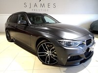USED 2016 66 BMW 3 SERIES 3.0 335D XDRIVE M SPORT TOURING 5d AUTO 308 BHP
