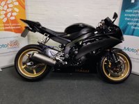 2010 YAMAHA YZF 599cc YZF R6  £5590.00