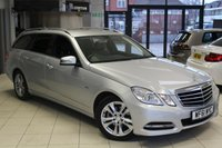 USED 2011 61 MERCEDES-BENZ E CLASS 2.1 E220 CDI BLUEEFFICIENCY EXECUTIVE SE 5d AUTO 170 BHP FULL DOCUMENTED MERCEDES BENZ SERVICE HISTORY + 1 OWNER FROM NEW + FULL BLACK LEATHER SEATS + BLUETOOTH + 17 INCH ALLOYS + PARKING SENSORS + HEATED FRONT SEATS + LED DRL'S + TINTED WINDOWS + RAIN SENSORS + AUTOMATIC LIGHTS