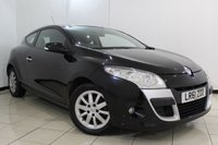 USED 2011 61 RENAULT MEGANE 1.5 EXPRESSION DCI ECO 3DR 110 BHP SERVICE HISTORY + AIR CONDITIONING + RADIO/CD + ELECTRIC WINDOWS + ELECTRIC MIRRORS + 16 INCH ALLOY WHEELS