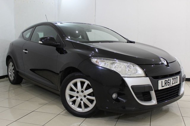 View our 2011 61 RENAULT MEGANE 1.5 EXPRESSION DCI ECO 3DR 110 BHP