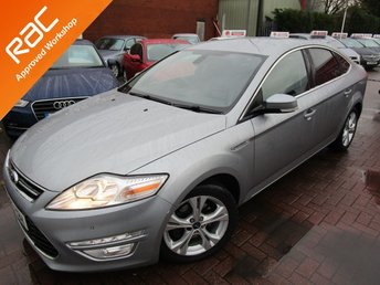 2013 FORD MONDEO 2.0 TITANIUM X BUSINESS EDITION TDCI 5d 161 BHP £7300.00