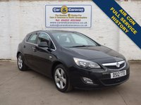 USED 2012 12 VAUXHALL ASTRA 1.4 SRI 5d 98 BHP Full Service History A/C  0% Deposit Finance Available